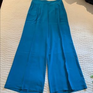 Wide Leg Silk Trina Turk Pants